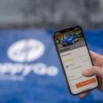 Carsharing-Service Hoppy Go von Skoda.