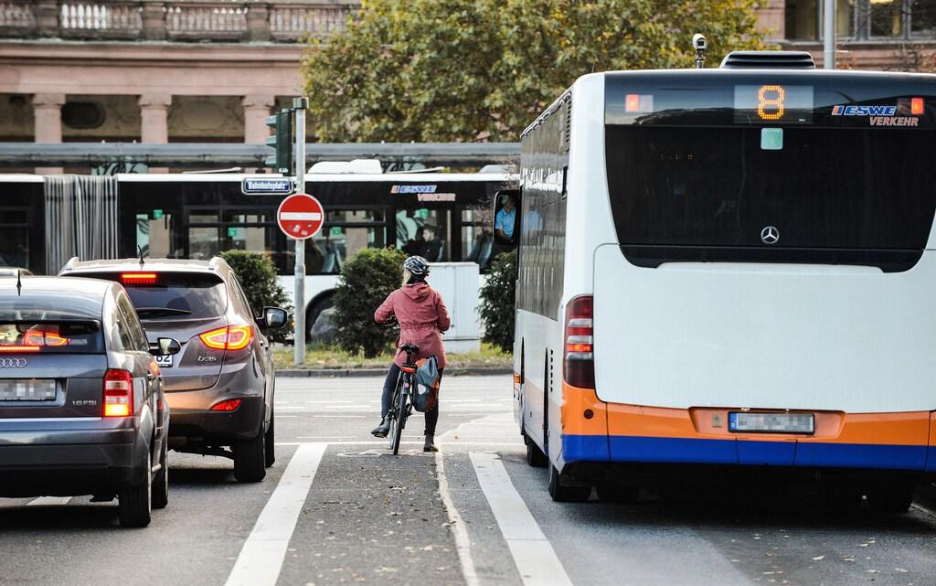 "ADAC-Monitor ""Mobil in der Stadt"" (2021)."
