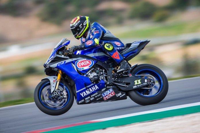 Sandro Cortese of the GRT Yamaha team