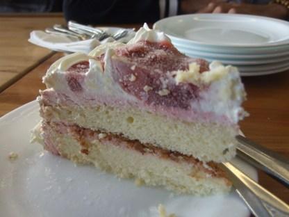 A slice of heaven...