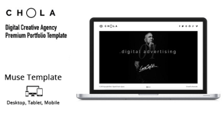 Chole Muse template