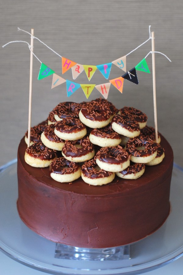 donut cake Archives - Afternoon Crumbs