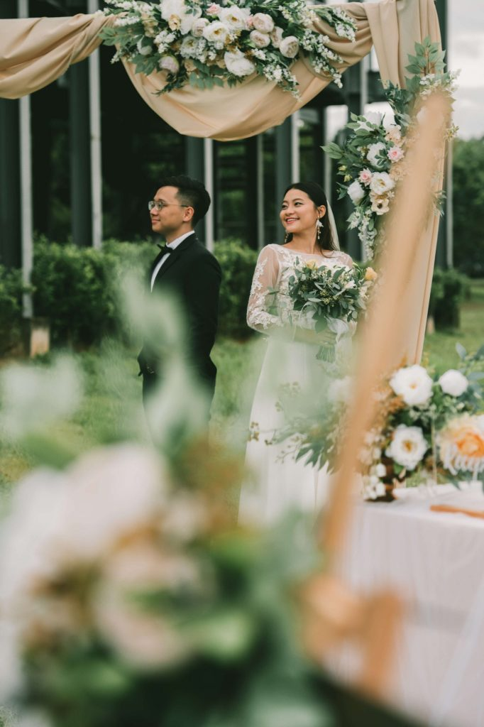 Wedding Decoration, Rustic Theme Inspired by AfterRainFlorist
