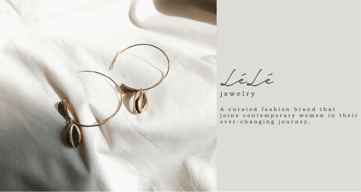 AfterRainFlorist x Lele Jewelry collaboration frontpage banner
