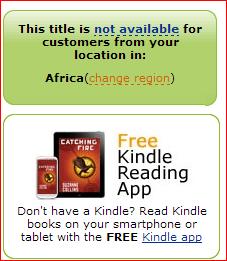 Kindle in Nigeria