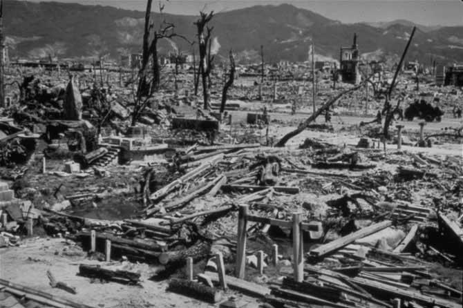 Japan-in-ruin