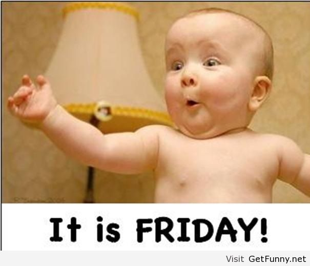 It-is-friday-funny-baby-message