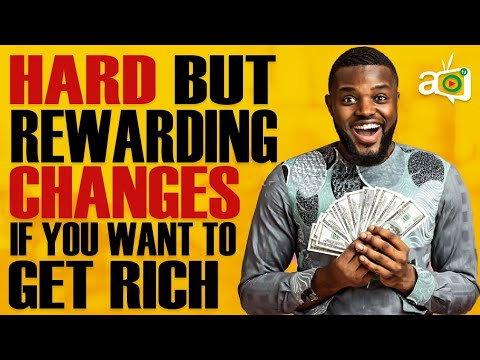 After School Media – 7 Hard Changes a Poor Person Must Make Today to Get Rich