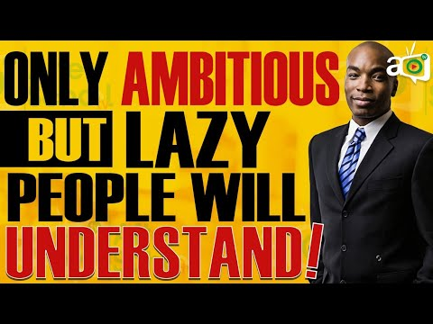 After School Media – I am Ambitious and Smart But Im Lazy – What should I do