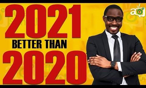 Make 2021 better than 2020