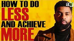 The Big-Win Rule of Success