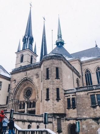 Cathédrale Notre-Dame de Luxembourg