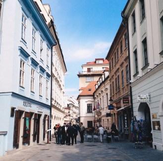 Bratislava Streets