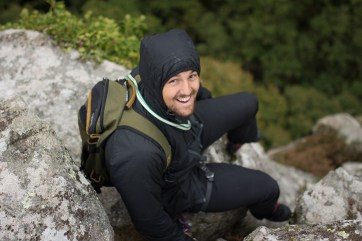 Seb has been climbing for the longer than all of us and is very experienced. Sebs is also a great photographer so helps out with a few photos. Seb crushes in any shoe which is on his feet.