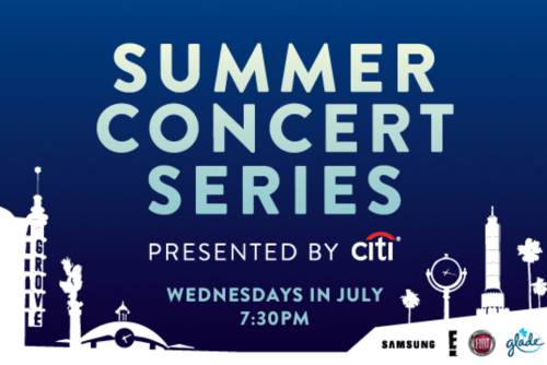 Summer Concert Series The Grove
