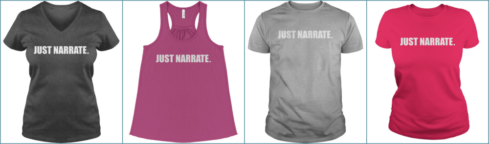 Charlotte Mason narration t-shirt