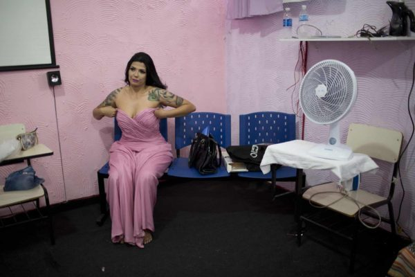 Brazil Holds Its 13th Annual Miss Talavera Bruce Prison Beauty Pageant