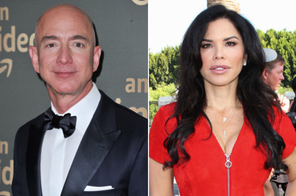 Jeff Bezos And His Mistress Lauren Sanchez Are Both Cross-Eyed