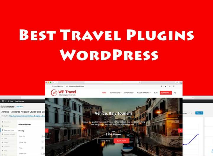 Best Free WordPress Travel Plugins