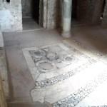 напольная мозаика в Агио Софии
