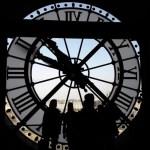 часы в Орсе