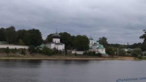Спасо-Преображенский и Стефантевский храмы Мирожского монастыря