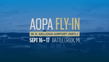 AOPA Fly-In at Norman, OK - Arizona Flight Training Workgroup