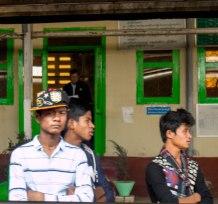 Myanmar Chill station