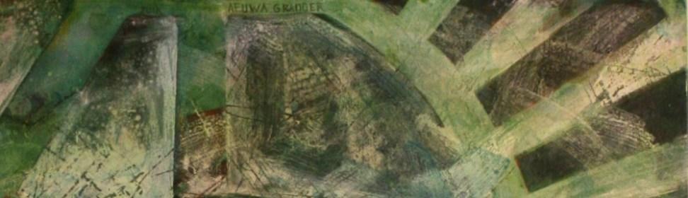 Afuwa painting detail