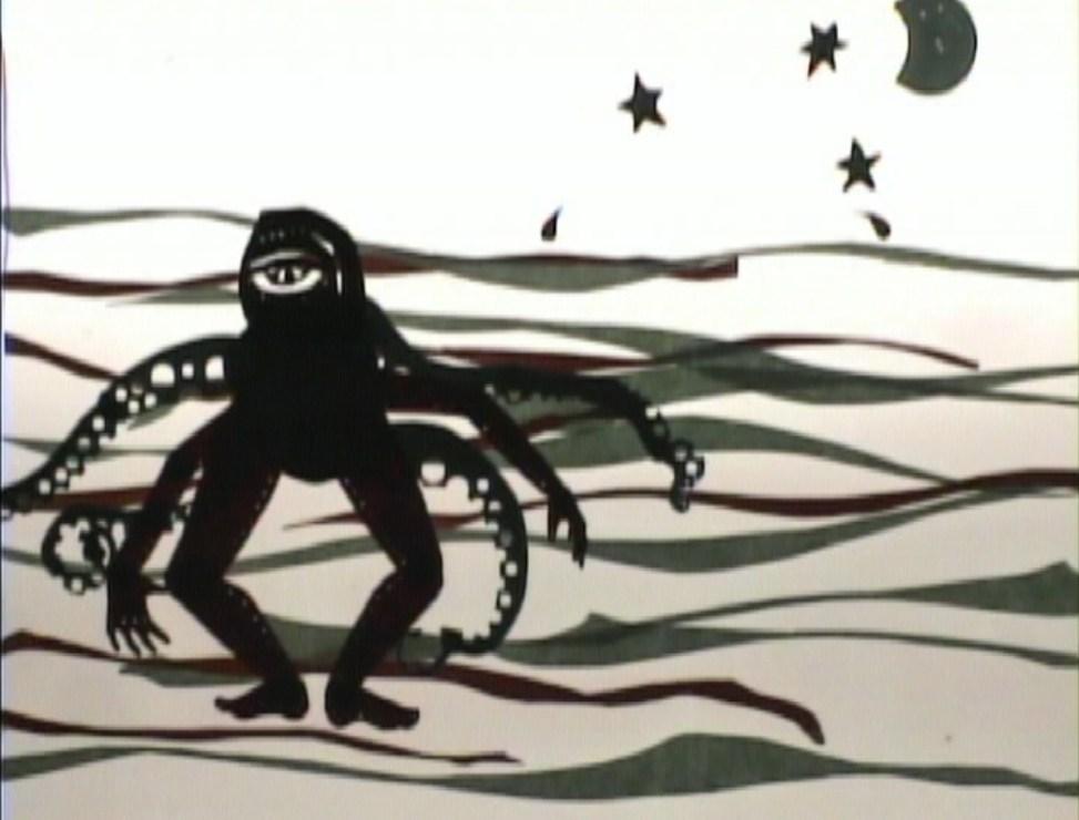Still from Octopod -- Afuwa