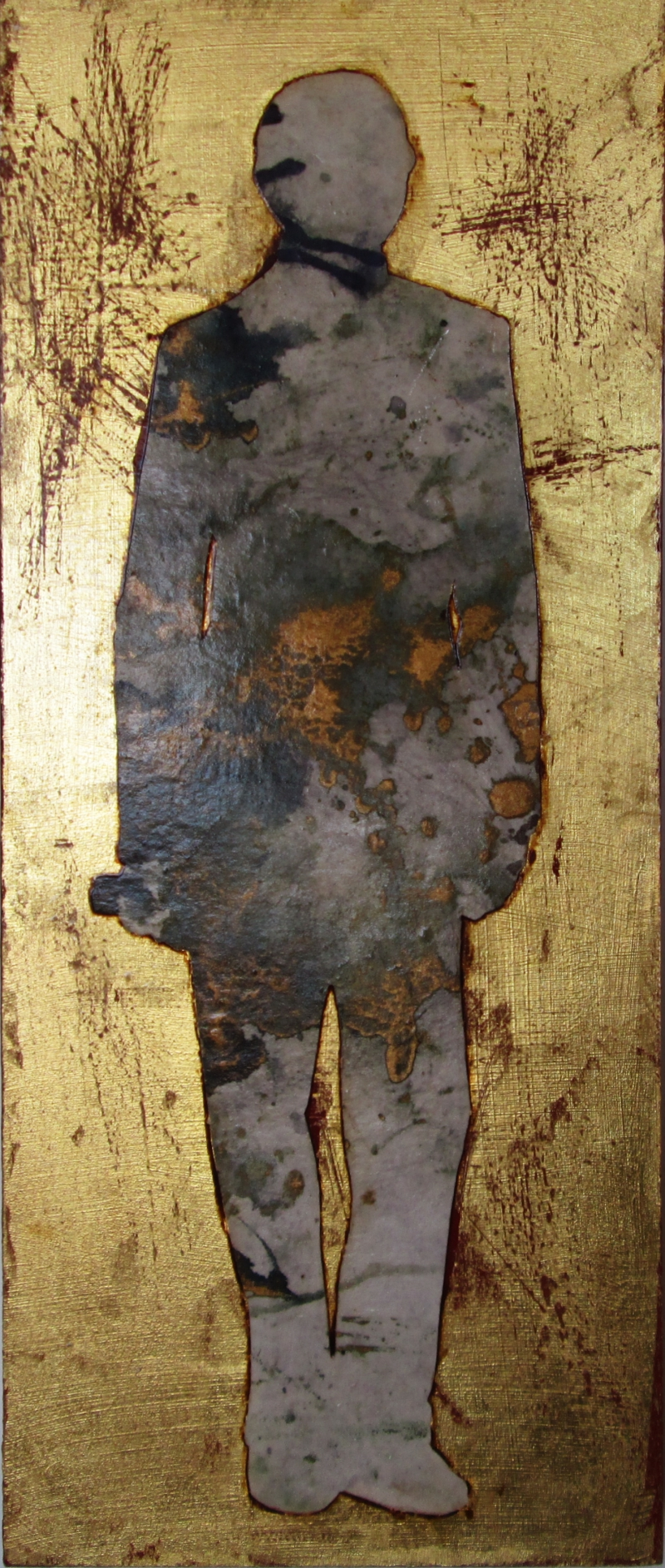 Afuwa - Familiar Icons - The Gentleman
