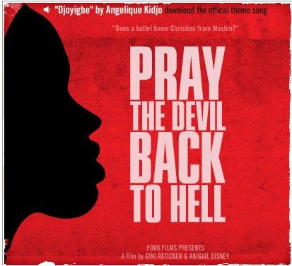 Pray Devil Back to Hell