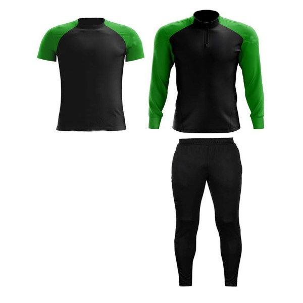Green and Black Training Pack AFYM-8004