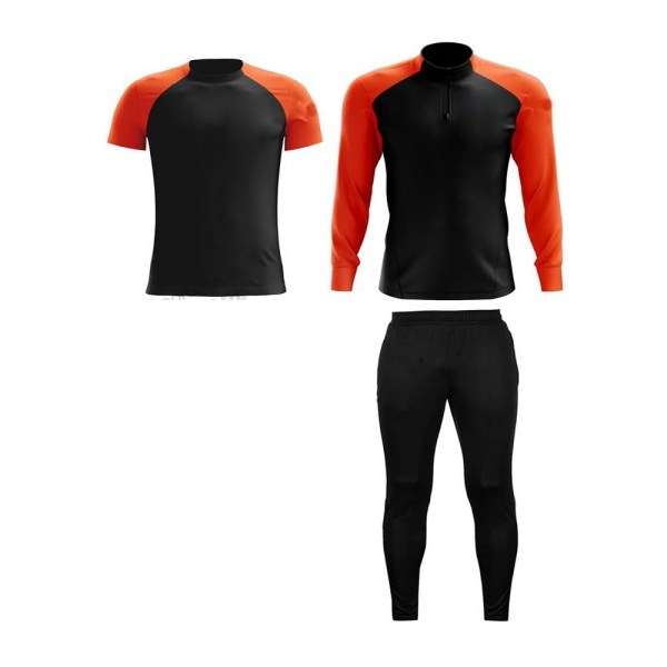 Orange and Black Training Pack AFYM-8006