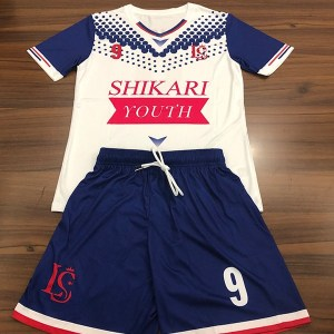 Antique Club Sublimation Soccer Kits AFYM:2032