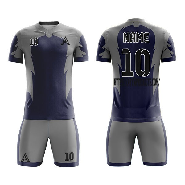 Custom Club Sublimation Soccer Kits AFYM:2038