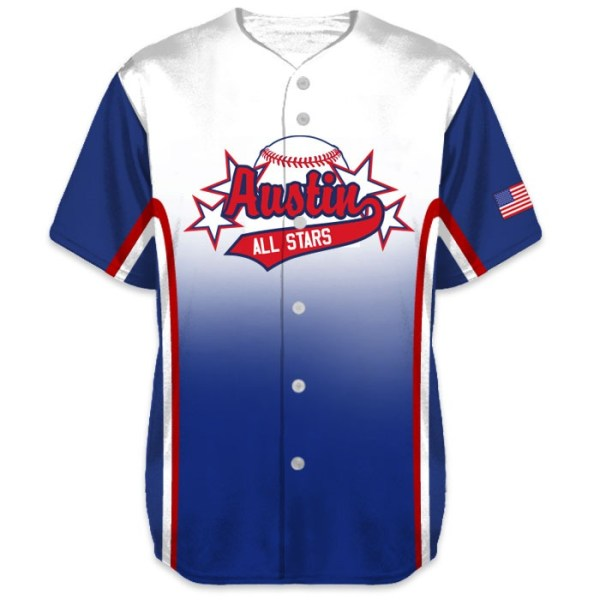Charged Doubleheader BB Jersey AFYM-13001