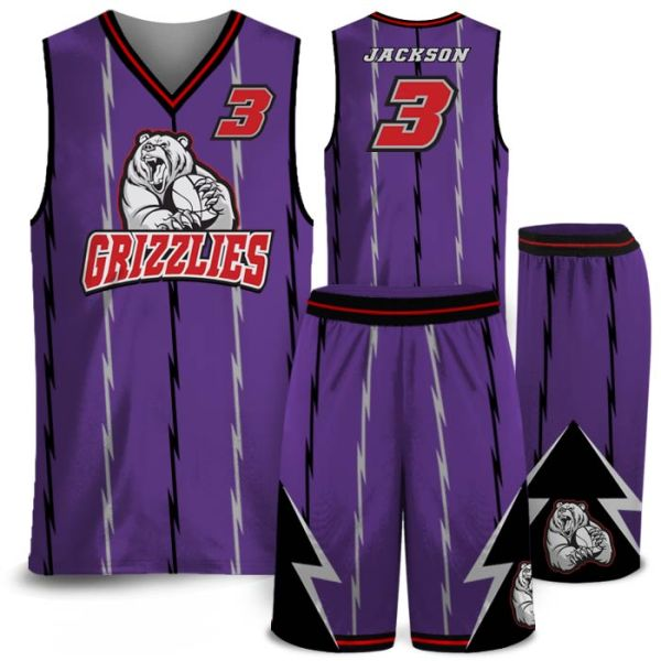 Amped North Original Basketball Uniform AFYM-17001