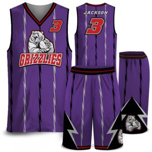 Amped North Original Basketball Uniform AFYM-17001