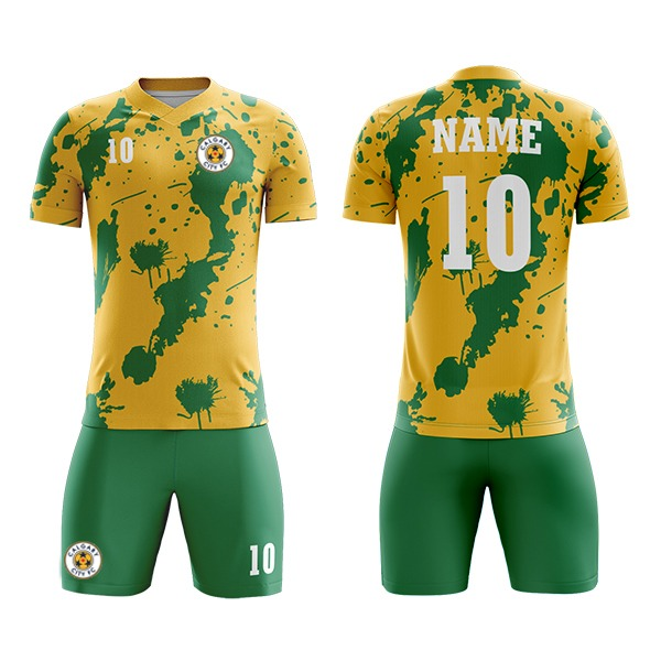 Custom Design Sublimation Soccer Kit AFYM:2070