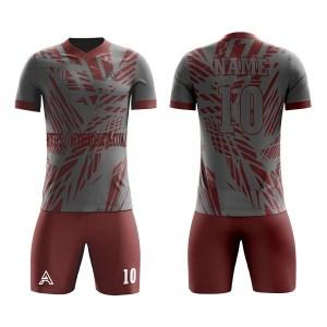 Custom Sublimation Soccer Kit AFYM:2072