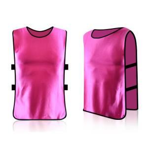 Pink Soccer Bib AFYM:10010
