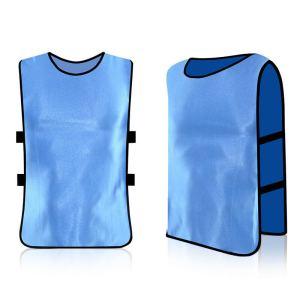 Sky Blue Soccer Bib AFYM:10012