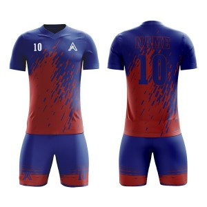 Sublimation Soccer Kit For League Players AFYM:2091