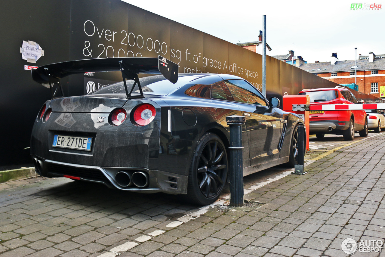 Nissan GT R 2012 APR Performance 18 February 2015