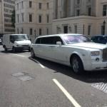 Rolls Royce Limo 2019