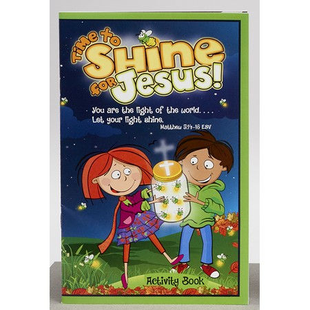 Christian Fall activity book for kids