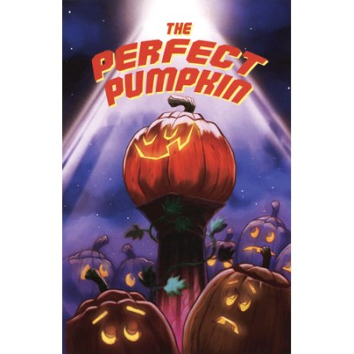 Perfect Pumpkin Christian Halloween tract
