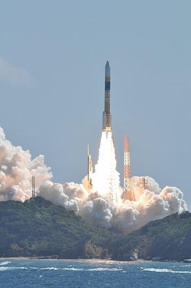 Cohete H-IIA
