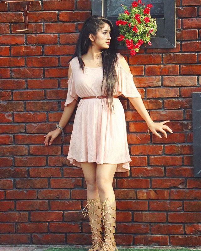 Bangladesh Model & Actress Shahtaj Monira Hashem Bio and Images 24